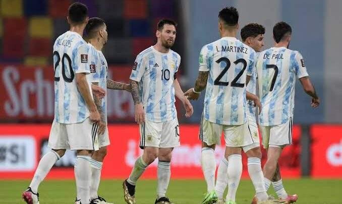 بهدف دون رد.. الأرجنيتن تفوز علي باراجواي في كوبا أمريكا