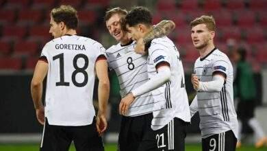 التشكيل الرسمي لمنتخب ألمانيا لمواجهة المجر في يورو 2020