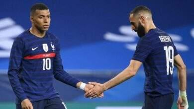 تشكيل منتخب فرنسا الرسمي لمواجهة ألمانيا في يورو 2020