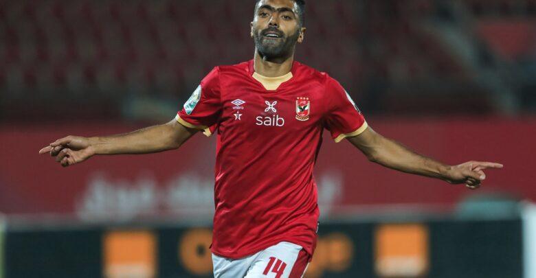 حسين الشحات يخطف هدف التعادل امام بيراميدز