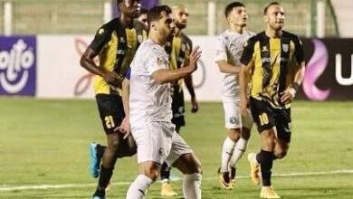 بيراميدز يفوز على المقاولون بهدفين ضمن منافسة الدوري المصري