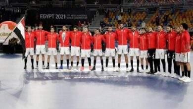 منتخب مصر لكرة اليد يسحق البرتغال فى اولمبياد طوكيو