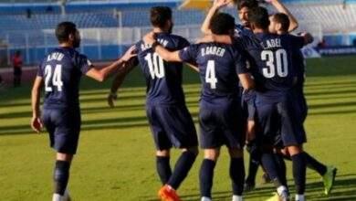 موعد مباراة بيراميدز والبنك الأهلي ضمن منافسات الدوري المصري