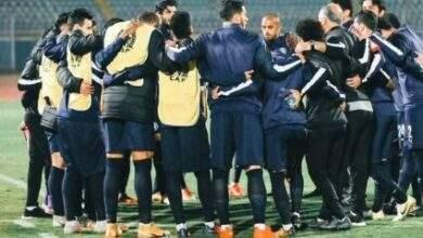 بيراميدز يعلن تشكيلة الفريق استعداداً لمواجهة البنك الأهلي