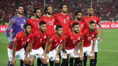 هزيمة المنتخب المصري امام البرازيلي بهدف نظيف