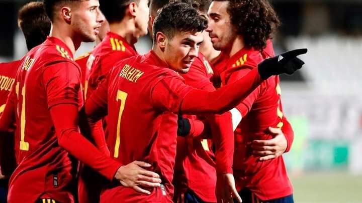 موراتا يقود هجوم المنتخب الإسباني أمام نظيرة السويسري بربع نهائي يورو 2020