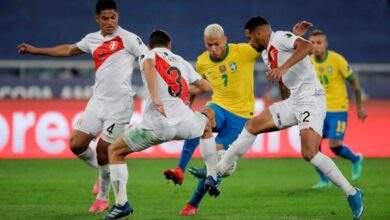 رسميا.. البرازيل تتأهل لنهائي كوبا أمريكا علي حساب منتخب بيرو