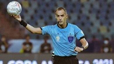 حكم مباراة منتخبي الأرجنتين والبرازيل في نهاية كوبا أمريكا