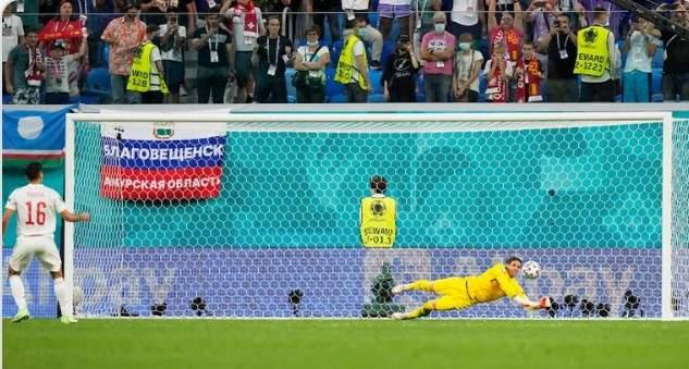 بركالات الترجيح.. المنتخب الإسباني ينجح في إقصاء نظيرة السويسري ويتأهل لنصف نهائي يورو 2020