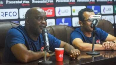 موسيماني: حققنا المطلوب في مباراة أسوان وحصدنا النقاط الثلاث