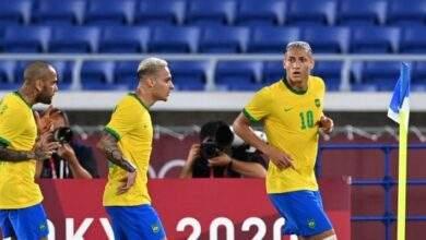 البرازيل اوليمبي