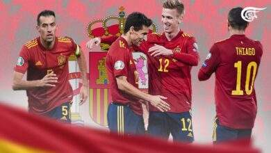 اسبانيا تتأهل الي النهائي بعد الفوز على اليابان